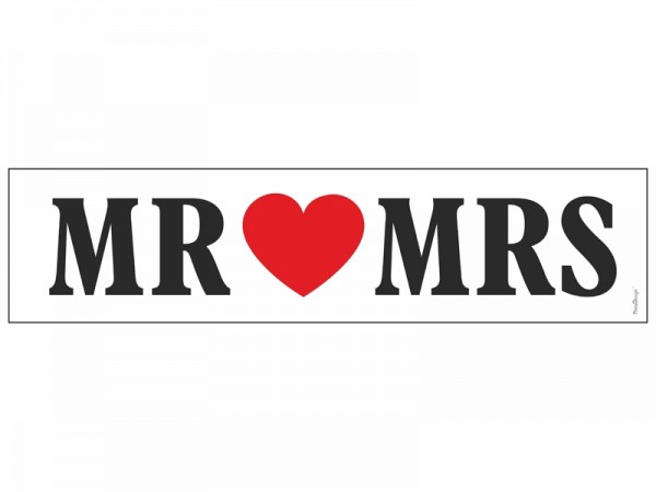 Autoschild MR & MRS