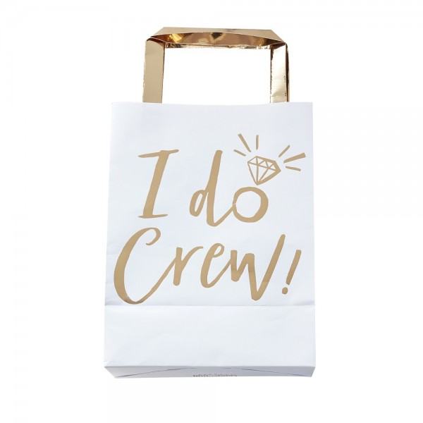 Party bags I DO CREW 5 Stk.