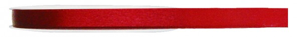 Satinband rot 6 mm