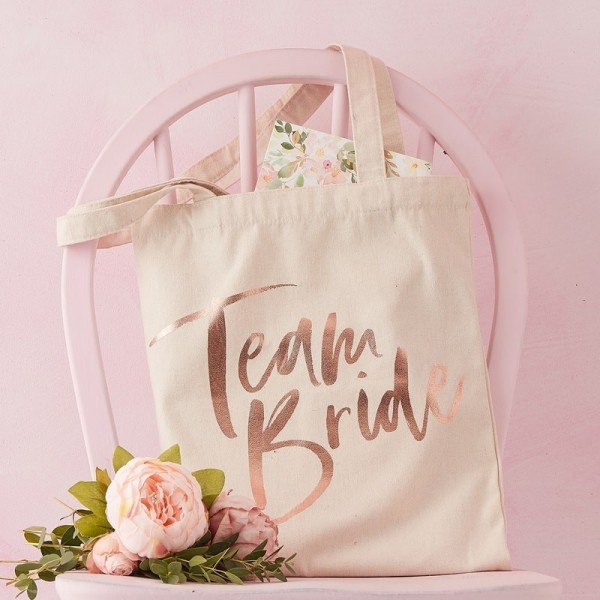 Tasche - Tote BAG: JGA TEAM BRIDE