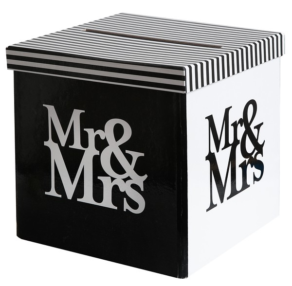 Briefbox MR & MRS