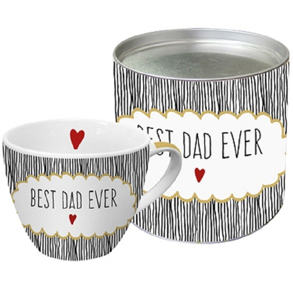 Tasse BEST DAD EVER - Vatertag