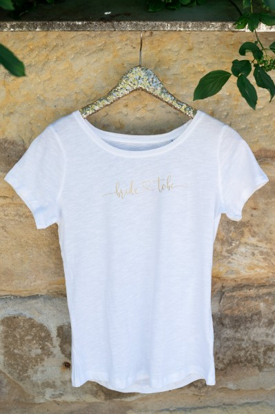 JGA T-Shirt bride to be