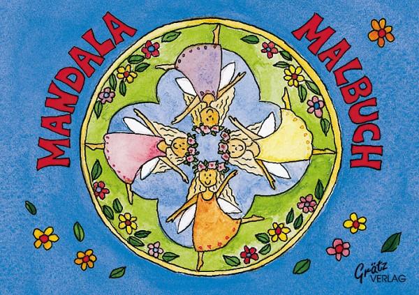 Mini Malbuch Mandalas Elfen
