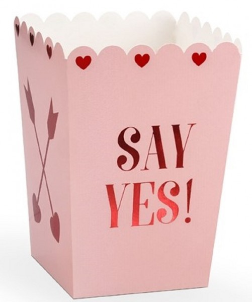 Candyschachteln SAY YES 6 Stk.